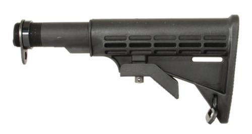TAPCO Commercial AR-15 T6 Stock Assembly Black