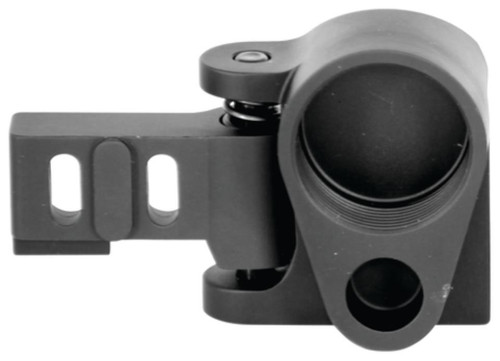 Doublestar Corporation Ace Folding Stock Mechanism With Integrated Ar-15 Stock Interface Black