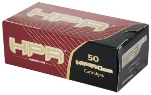 HPR Ammunition Hyperclean Defensive .357 Mag 125 Gr, Xtp Hollow Point, 50rd/Box
