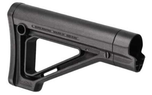 Magpul MOE Fixed Carbine Stock Commercial Model Black