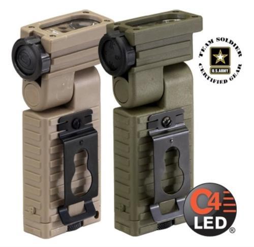 Sidewinder, batteries. IR LED, Coyote