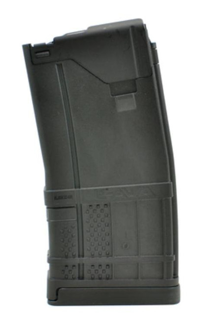 Lancer L5 Advanced Warfighter Magazines - L5AWM 5.56x45mm (.223) Opaque Black, 20rd