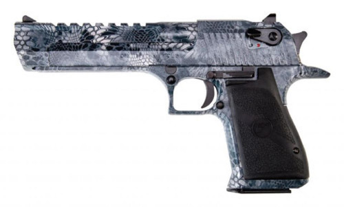 "Magnum Research Desert Eagle .50 AE, 6"", 7rd, Kryptek Typhoon"