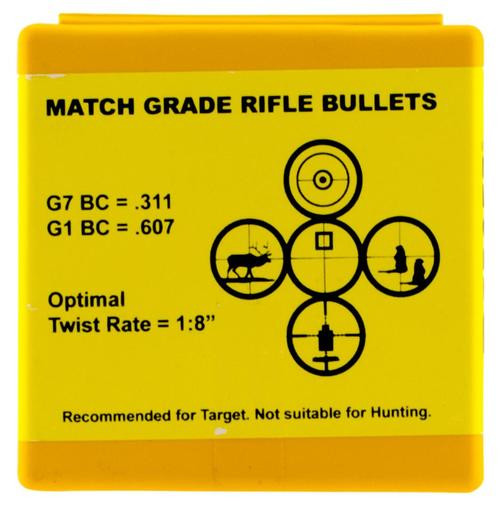 Berger Bullets Target 105gr, 100 Box