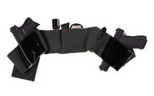 Galco Underwraps Black Medium 36-40 Waist