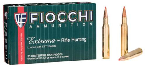 Fiocchi Extrema Hunting .270 Winchester 150gr, Sst Boattail, 20rd Box