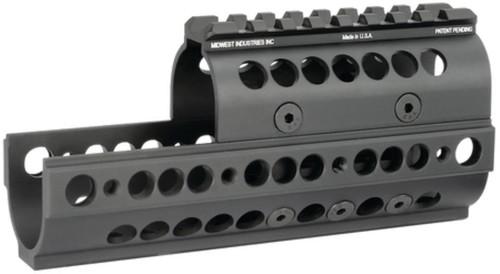 Midwest Industries AK-SS Universal Smooth Handguard AK-47 /74 Black