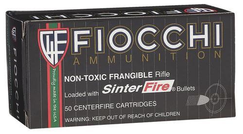 Fiocchi .223 Rem 45gr, Non-Toxic Frangible, 50rd Box