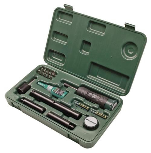 """Weaver Deluxe Scope Mounting Kit With One"""" Lapping Tools"""