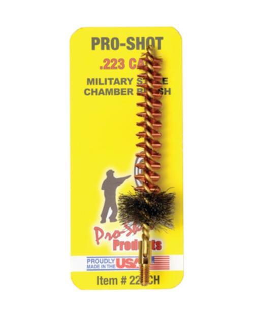 Pro-Shot Military Style AR-15/M16 Chamber Brush .223/5.56 Diameter