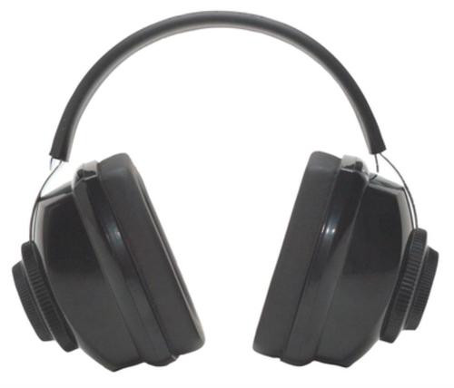 Radians Sporting Goods Competitor Earmuffs, Black