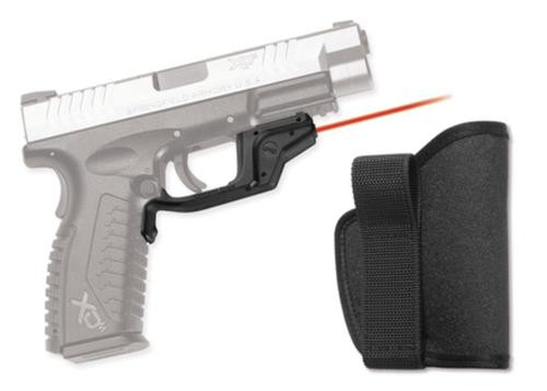 Crimson Trace Laserguard Springfield XD/XDM Series With Holster