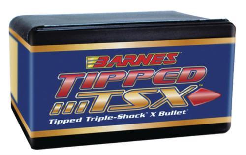 Barnes Triple-Shock X-Bullets Tipped Lead Free 7Mm Caliber .284 Diameter 140 Grain Boattail