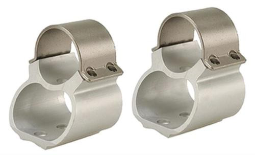 Leupold See-Thru Ringmounts Silver