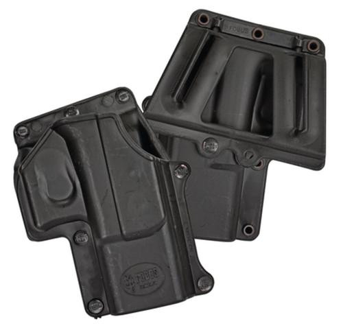 Belt Holster For CZ-75 9mm Black Right Hand
