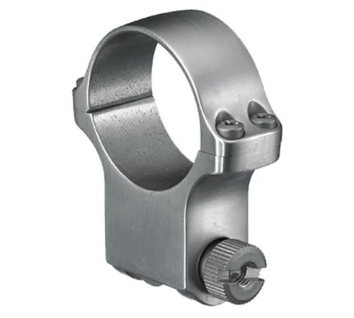 Ruger Scope Ring Extra High Stainless Steel 30mm