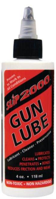 Slip 2000 Gun Lube 4oz Twist Top Bottle