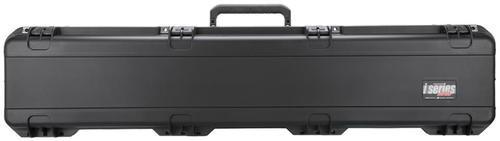 """SKB iSeries 4909 Single Rifle Case 49""""x9""""x5"""", Waterproof Black"""