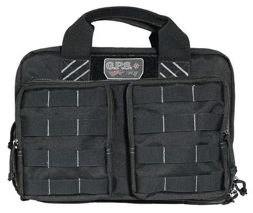 Goutdoor Tactical Quad Case Black1000d Nylon