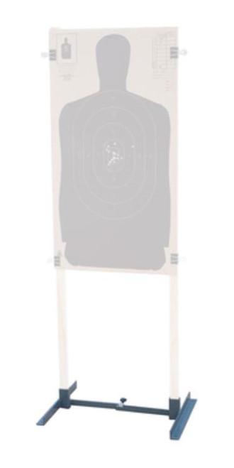 G•Outdoors Metal Adjustable Target Stand Gray