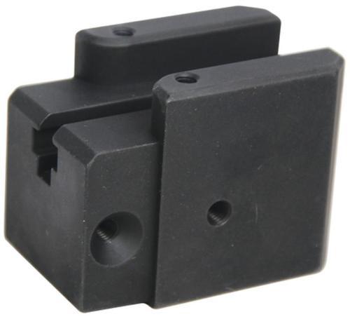 DoubleStar Ace AK Stamped Universal Receiver Block, Black