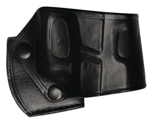 Tagua Gunleather Yaqui Slide Holster Glock 17/22/31 Right Hand Black