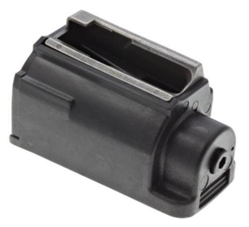 Ruger 77/357 357 Remington Magnum 5 rd Black