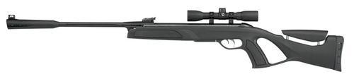 Gamo Whisper G2 Air Rifle Break Open .177, Scope Black