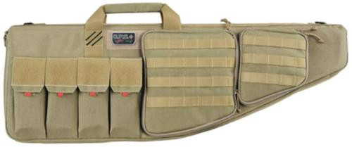 "G. Outdoors Tactical AR Case Tan 42"""