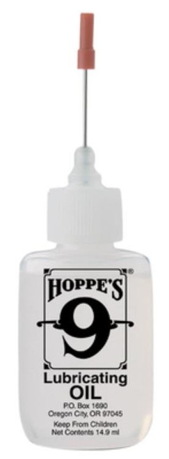 Hoppe's Lubricating Oil with Precision Lubricator