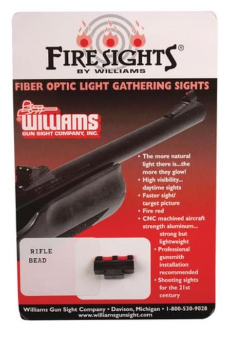 Williams Firesights Rifle Beads - Medium .375 Inch
