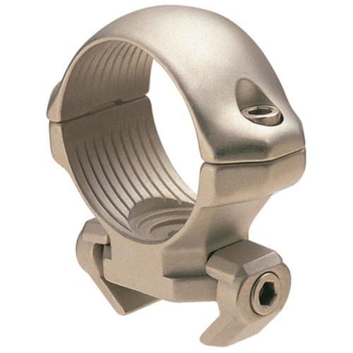 Millett Rings, 1 Inch High, 22 Caliber, Angle-loc Windage Adjustable, Nickel
