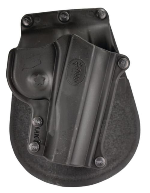 Fobus Paddle Sig 229 Without Rails/Steyr Model S, Black, Right Hand