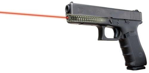 "LaserMax LMS-G4-22 Guide Rod Red Laser For Glock 22 Gen4 .75""@25yd 20yds Range"