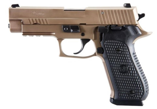 "Sig P220 Emperor Scorpion 10mm 5"" Barrel Night Sights 8rd Mag"