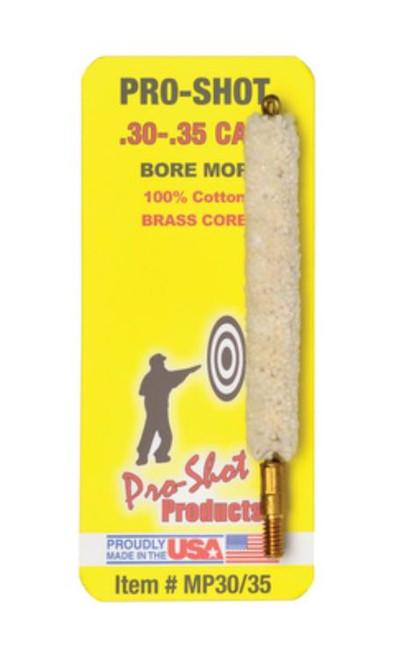 Pro-Shot Bore Mop .30-.35 Calibers