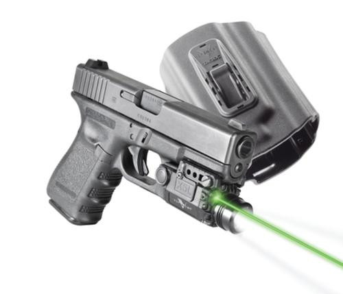 Viridian Lasers X5L Green Laser and Light Plus TacLoc Holster Package Glock 17/19/22/23