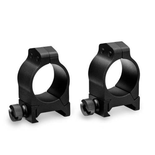 "Vortex Viper 30mm Rings (Set of 2), Low .87""/22.09mm"