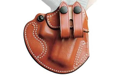 """Desantis Cozy Partner Inside The Pant Holster, Fits 1911 With 3"""" Barrel, Right Hand, Tan Leather"""