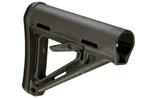 Magpul MOE Carbine Stock Mil-Spec, Olive Drab
