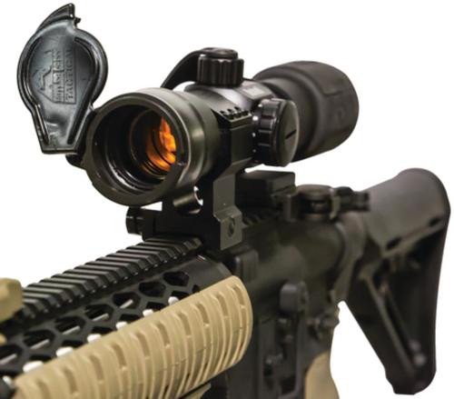 Butler Creek Sidewinder Scope Cover Fits Aimpoint CompM2, Bushnell TRS-32, And Other 38MM Optics