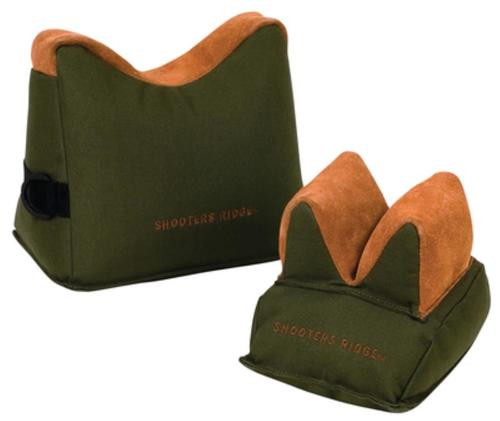 Champion Gorilla Bench Rest Shooting Bags Front and Rear Filled