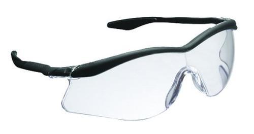 Peltor 3M Tekk Protection Shooting Glasses Clear Lens/Black Frame