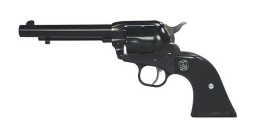 "Ruger Single-Six 22LR/22 Mag Convertible, 5.5"" Barrel Fixed Sights Blue Finish"