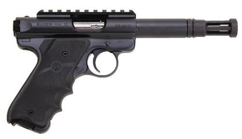 Ruger Mark III 22LR 4in Barrel Black