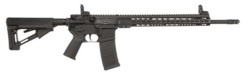 "Armalite M-15 Tactical .223 Wylde/5.56 18"" Black Cerakoted Stainless Steel Barrel Magpul STR Collapsible Stock Black 30.Round"