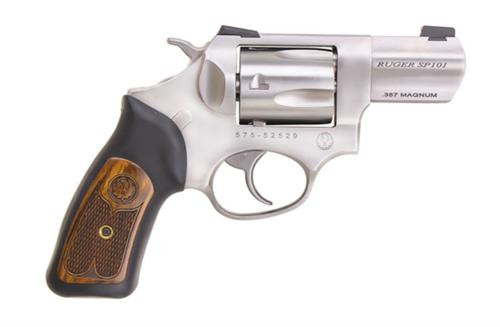 "Ruger SP101 357 Mag 2.25"" Wiley Clapp"