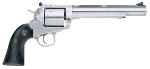 "Ruger Super BlackHawk Bisley Hunter 44 Mag 7.5""Barrel 6rd Satin SS"