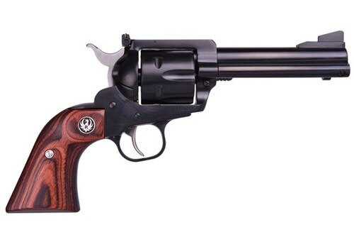 "Ruger Blackhawk Flattop .357 Mag / 9mm Convertible, Two Cylinders 4 5/8"" Barrel"
