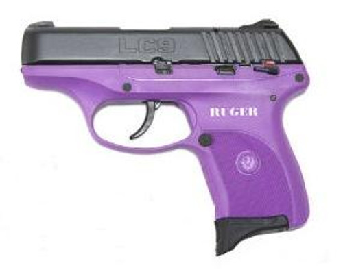 Ruger LC9 9MM Purple, 8 Round